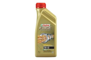 Castrol Edge 5W-40 With Titanium FST Turbo Diesel 1L