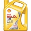 Helix HX6, SAE 10W-40 4L