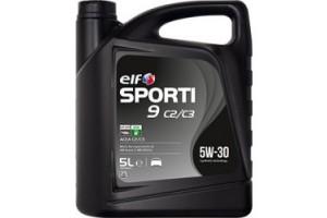 ELF SPORTI 9 C2/C3 5L