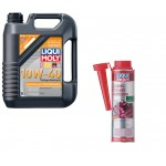 LM Leiclauf Performance 10-40 5l + гратис LM Super Diesel Additive 250ml