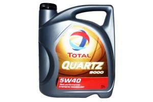 Total Q9000 5W-40 5L